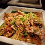 Cut the Crab---crab dish