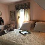 Rose Room Third Floor King Bed