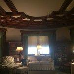 Inside Oliver Mansion