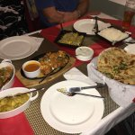 Bilde fra Saffran Indisk Restaurant og Cafe