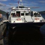 Loch Ness boat cruise