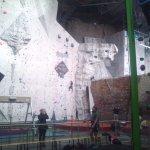 Edinburgh International Climbing Arena照片