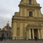 Photo of Peter and Paul Fortress (Petropavlovskaya Krepost)
