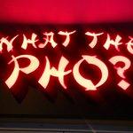 Фотография What the Pho