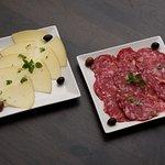Manchego Käse & spanische Rohwurst