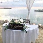 Wedding at Dream Bay