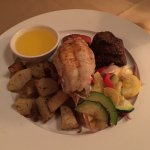 Wednesday Night Lobster Tail Special w/ 4oz Filet added on
