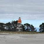 Lighthouse at Farewell Spit