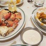 crabs / butternut