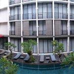 Foto de Hotel Terrace At Kuta