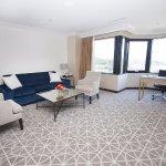 Director Suite Living Room