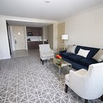 Executive Suite Living Room