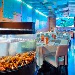 La mejor comida de mar en Bogotá