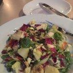 Amazing fresh pasta, distinct salad and spot on bar drinks