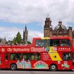 Zdjęcie City Sightseeing Glasgow
