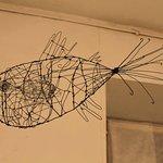 3D рыба