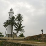 he Galle Lighthouse, or Pointe de Galle Light as it was also known, was the very first light sta
