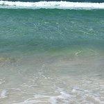 Beach at Panama City Foto