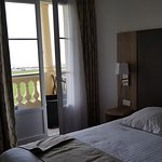 Chambre grand lit + 1 petit