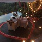 烏布必達達利私人別墅度假酒店照片