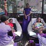 Massage in the Park Team Ushaka