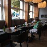 Bar/breakfast area