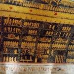 Decoration in Ramses V/VI tomb