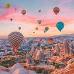 Butterfly Balloons Foto