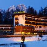 Hotel Mirage Cortina