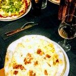 Pizza del Artista y Exquisita