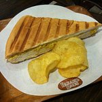 tuna sandwich at very reasonable price