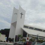 Vista de,la iglesia