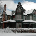 Stuart Avenue Inn in Winter