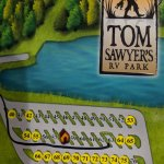 Tom Sawyer's RV Park resmi