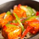 Three Rooms | Szzling Paneer Shashlik
