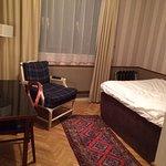 Trevligt rum på detta hotell.