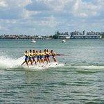 Foto de Sarasota Ski-A-Rees Water Ski Show