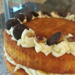 lime and pistachio cake