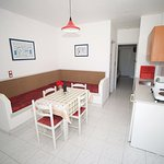 Kitchen 3-4 person apartment