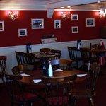 Kings Head restaurant. Traditional Family run pub.