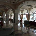 Eingangshalle und Lounge