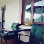 Terrasse - Appartement B
