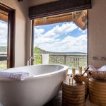 Honeymoon Suite bath with a view.