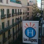 Foto de Hostal Los Alpes