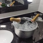 Champers cooling lovely