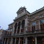 Stadsgehoorzaal dating from 1890-1891;architect D.Knuttel