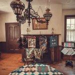 Living room 1867