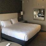 Typical comfortable Hyatt design