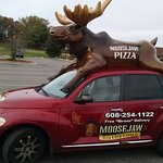 Foto de Moosejaw Pizza & Dells Brewing Co.