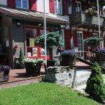 Foto de Hotel du Pillon